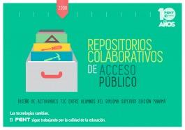 Repositorios colaborativos de acceso público